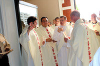 Jubilee Mass for priests