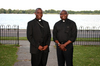 Bishop Ukwuoma visits Arkansas