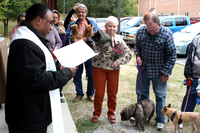 Pet Blessing Mtn Home 10-04-15