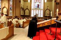 Bishop McDonald's funeral- Dwain Hebda